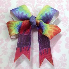 Fourth Of July Hair Bow S Bows By Poshprincessbows1 12 99 And More For Pinterest Red White Blue