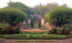 Vizcaya Museum & Gardens, Miami, Florida; photo credit 2005 Bill Sumner