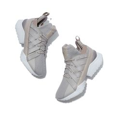 buy online 21a39 8f24d Puma MUSE ECHO SNEAKERS 130.00 Think of these slick grey high-tops as the  cooler