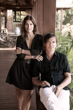 Robert and Cortney Novogratz , both native Southerners, met at a party over twenty years ago. After realizing they had a knack for renovating derelict properties into coveted, gorgeous homes, they put their talents to use full-time and founded The Novogratz design firm