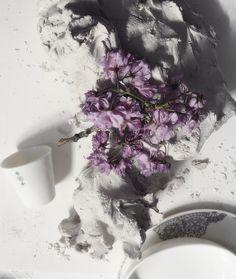 http://sophiemasson.com/ sophie masson porcelaine et sophie bohrt pour une nouvelle collection toute en finesse.