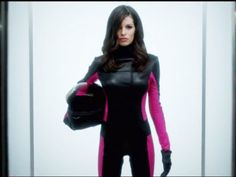 T-Mobile Alter Ego TV Commercial.. Such a nice biking suit!