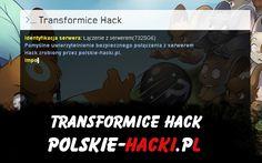 Potężna maszyna nazwana przez specjalistów Transformie hack - wiedz, on da Ci tego czego pragniesz.