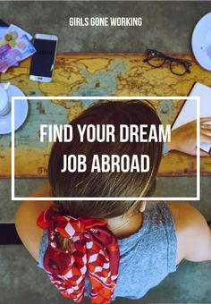 From teaching to yoga and yachting to medical, find a job that suits you abroad. Also a home for lifestyle guides and tips and tricks from abroad. Travel Jobs, Ways To Travel, Work Travel, Need A Job, Going To Work, Work Abroad, Study Abroad, Find Work, Working Woman