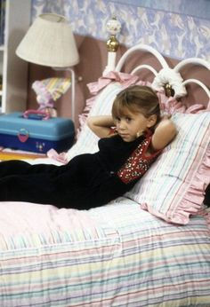 Michelle Tanner[Ashley Fuller Olsen)