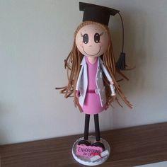 Fofucha graduada