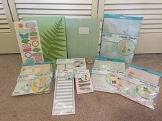 Martha Stewart: Garden Create & Keep Planner Supplies.