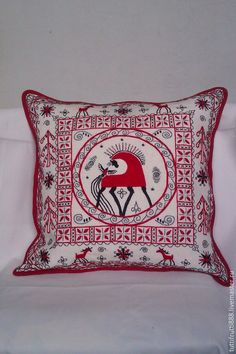 Pillow Embroidery, Folk Embroidery, Embroidery Designs, Cross Stitch Samplers, Cross Stitching, Cross Stitch Patterns, Tablet Weaving, Russian Folk, Ethnic Patterns