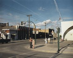 :: Stephen Shore - Broad Street, Regina, Saskatchewan, August 17, 1974 ::