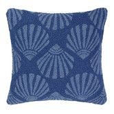 Found it at Wayfair - Scallop Hooked Wool Throw Pillow