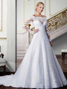 Vestido de noiva Rachelrachel