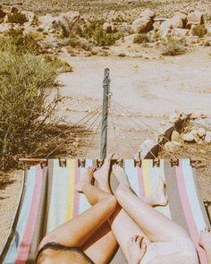 Girls  Desert by basementfox