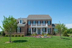 The Providence model at the Preserve at Rock Creek #ModelHome #stanleymartinhomes