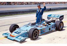 1975 Eagle, Indy Winner, B. Unser