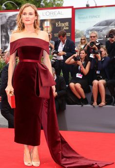 Who is the Boss? Diane Kruger en el Festival de Cine de Venecia