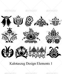 Kalotaszeg Design Elements