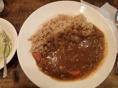 「玄米」の【クラムボン風カレー】500円