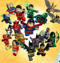 LEGO 2015 DC Super Heroes Sets Revealed Batman