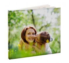 "FingerPrintPress 8""x8"" Wrapped Photo Book - Photo Books"