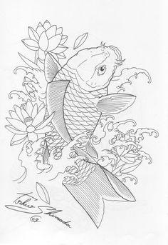 Toshio Shimada: Tattoo Flash Book