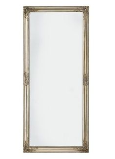 Lustro RUDE 72x162cm srebrne | JYSK