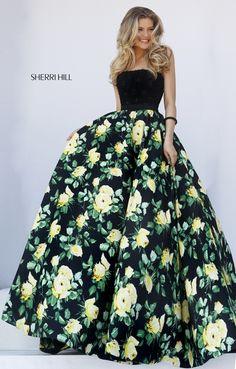 Sherri Hill 50036