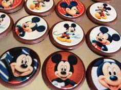 Chocolates de Mickey
