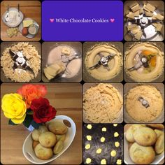 Butterweiche *** White Chocolate Cookies *** … sooooo lecker
