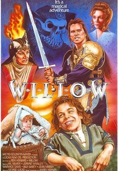 Willow still just a great all-around Magic movie