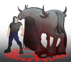 Nathan and Pyogroff by dawnbest on DeviantArt Metalocalypse, Gothic Metal, I Love Anime, Deviantart, Drawings, Funny, Sketches, Funny Parenting, Drawing