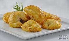Deliciosas empanadillas de atún