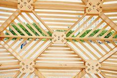 Zern Pavilion,© Sergey Christolyubov - Andrey Lysikov