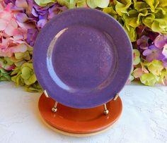 3 Vintage Paul Revere Pottery Saturday Evening Girls SEG Plates