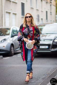 Winter Floral Print Trend: 30 Ways to Wear It | StyleCaster