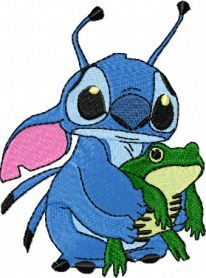 Embroidery Stitches Ideas Stitch and Frog machine embroidery design - Simple Embroidery, Paper Embroidery, Types Of Embroidery, Learn Embroidery, Free Machine Embroidery Designs, Hand Embroidery Patterns, Embroidery Stitches, Knitting Stitches, Applique Designs