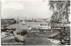 Enschede, Haven met Twentekanaal