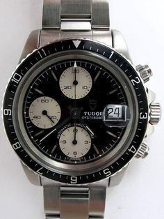 Tudor Chronograph ref.79170 c. 1975 - Modern Vintage Classic Watches