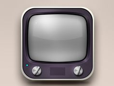 a generic icon seen basically everywhere. there has to be a better way to try and represent TVs in icons / images than what is provided here.