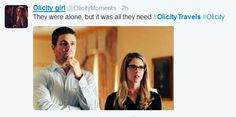 Olicity Girl for the #OlicityTravels Project