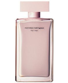 narciso rodriguez for her eau de parfum, 3.3 oz= $122 @ Macy's
