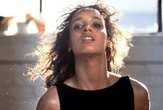 "Jennifer Beals in ""Flashdance"" dancing to Michael Sembello's, ""Manaic"". Fierce, before ""fierce"" was a word."
