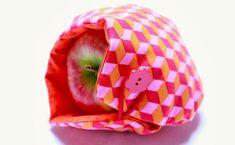 DIY appelzakje maken patroon handleiding