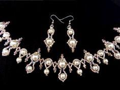 FREE beading pattern, DIY jewelry