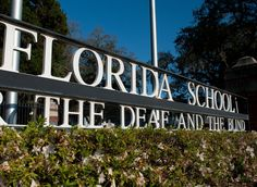 Florida School for the Deaf and the Blind