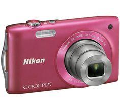 Nikon Coolpix S3300 Pink