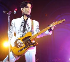 "Prince performs on October 11, 2009 at the Grand Palais in Paris. Prince has decided to give two extra concerts at the Grand Palais titled ""All Day/All Night"" after he discovered the exhibition hall during Karl Lagerfeld's Chanel fashion show"