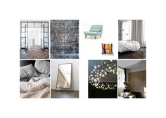 Moodboard for the design of a master bedroom in a family mansion in Amsterdam. #bedroom#slaapkamer#noubia_interieurontwerp#styling#noubia#interiordesign