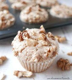 Az áfonya mámora: Almáspite muffin