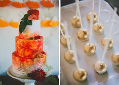Tequila Sunrise Styled Shoot I Photo by Studio Uma