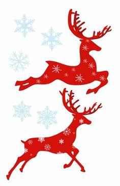 Donnez du pep's à votre décoration intérieure sans vous tracasser !Si vous faites aussi partie de ceux que le ménage ne passionne pas, alors cette planche à découper est faite pour vous ! Ces décos pour les vitres sont repositionnables à volonté et ne laissent aucune trace. En plus, on peut les conserver d'un Noël à l'autre. Si c'est pas parfait !  Fabricationfrançaise.